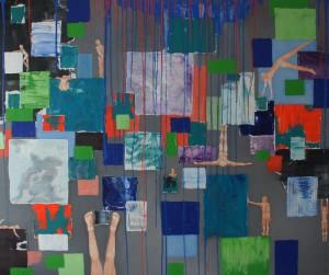 Öl auf Leinwand von Jessica Schielmann*